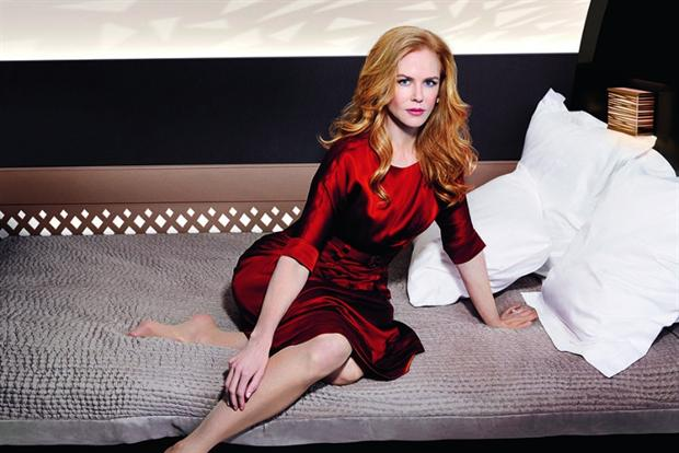 Nicole Kidman: Etihad's newest brand ambassador.