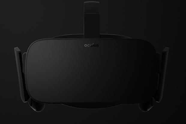 Oculus Rift: pre-orders open later this year.