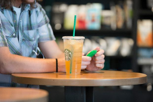 Starbucks plans music ecosystem with Spotify deal.