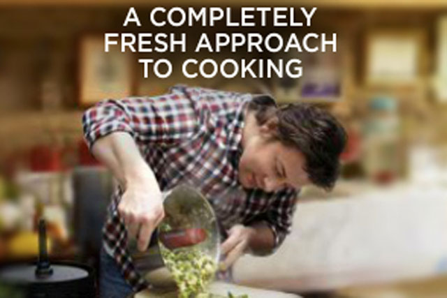 Jamie Oliver: fronts HomeCooker launch