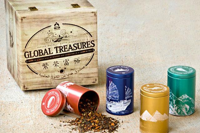 Teavana: Starbucks buys tea brand