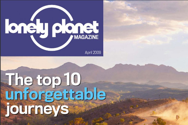 Lonely Planet: reported to be up for sale
