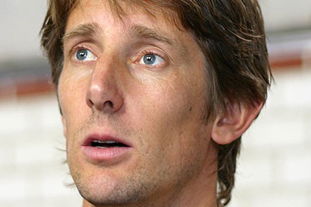Edwin van der Sar: appointed marketing director at Ajax (photo: Paul Blank)