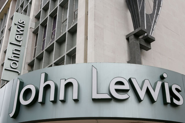 John Lewis: ponders move into the mobile phone market