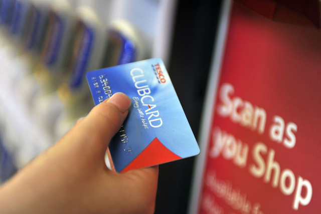 Tesco: planning 'Clubcard Play'