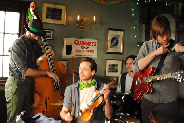 Guinness: campaign will promote St Patrick's Weekend