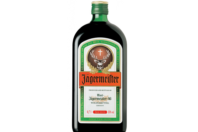 Jägermeister: making TV debut