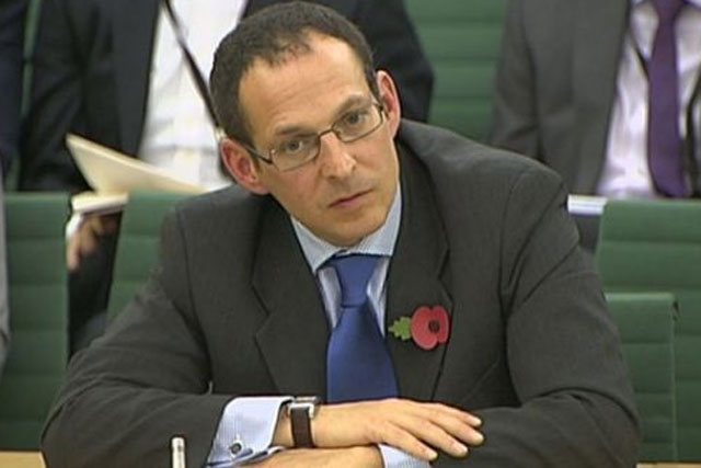 Andrew Cecil: Amazon's director of EU public policy