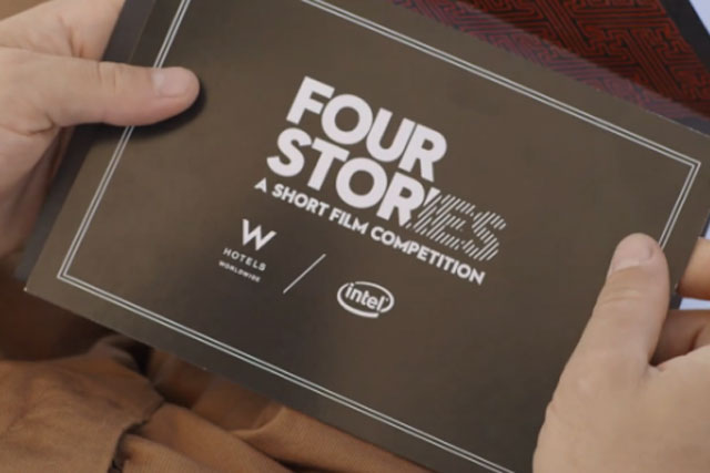 Four Stories: short-film competition launched by Intel in partnership with W Hotels