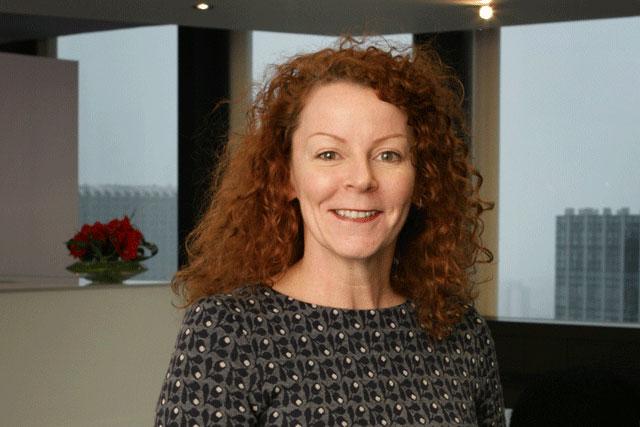 Amanda Mackenzie: Marketing Society president