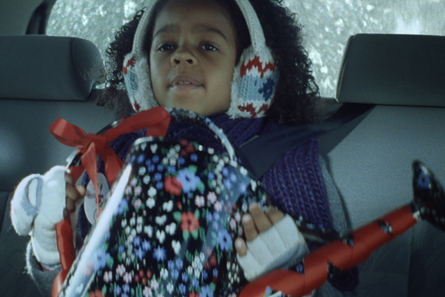 John Lewis ad: Marketing Society brand of the year