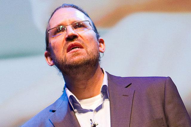 Dave Coplin: chief envisioning officer at Microsoft