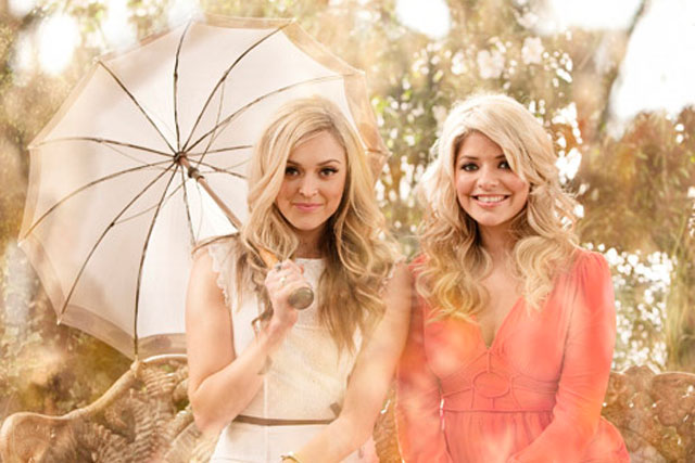 Very: brand ambassadors Fearne Cotton and Holly Willoughby