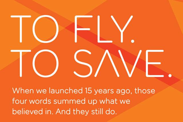 EasyJet ad: response to BA campaign