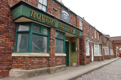 Corrie is putting more emphasis on web content