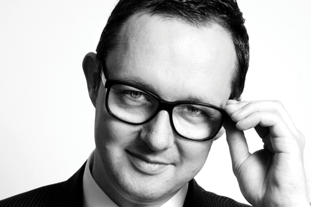 Marc Mielau, general manager of marketing, Rolls-Royce