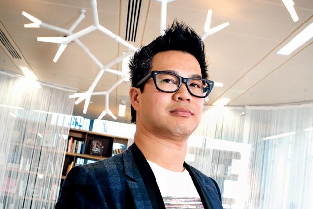 Marvin Chow, global marketing director, Google+