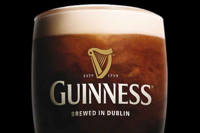 Guinness: aims to double social fanbases