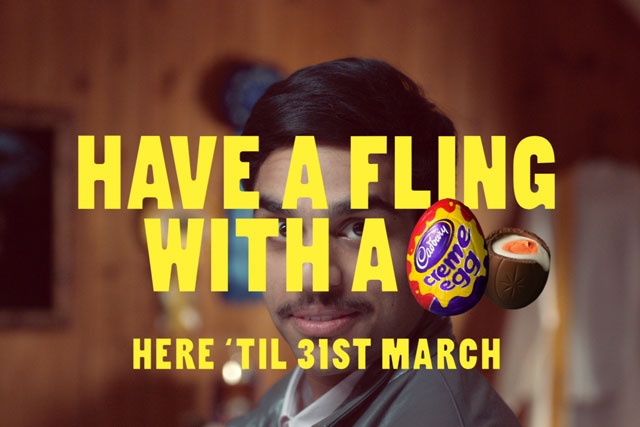 Cadbury: latest campaign will invite people to have a fling with a Creme Egg