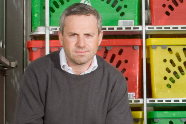 Tim Steiner: chief executive of Ocado