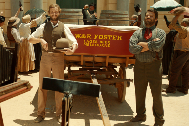 Foster's: launches 125th anniversary celebration ad