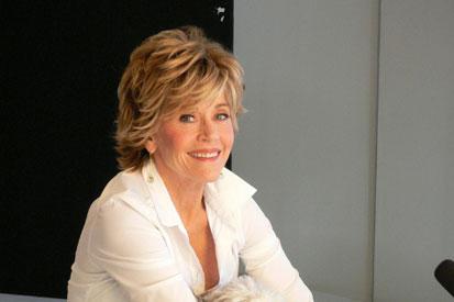 Jane Fonda's website is similar to Deletelondon.com