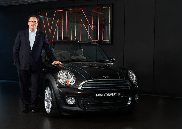 Chris Brownridge joins Mini in November