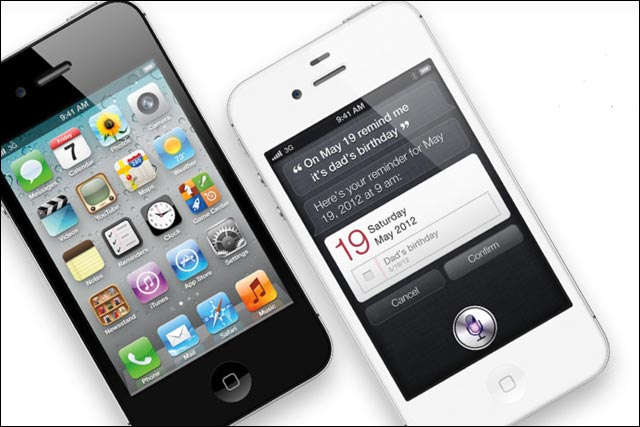 IPhone 4S: to launch in the UK on 14 October
