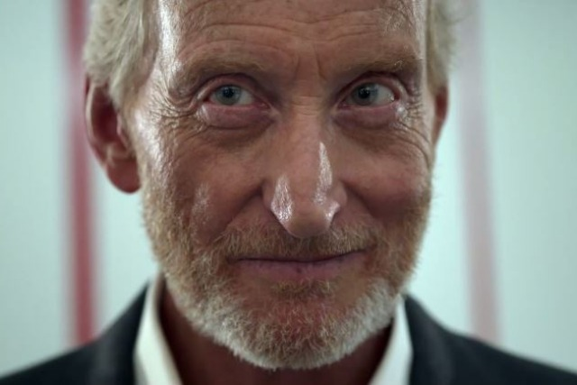 Charles Dance in the new Rugby World Cup 2015 ad