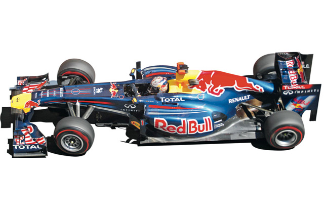 Red Bull graduated to mainstream events and owns a Formula One team