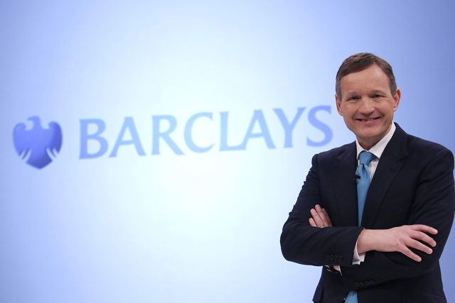 Barclays: chief executive Antony Jenkins unveiled strategic review