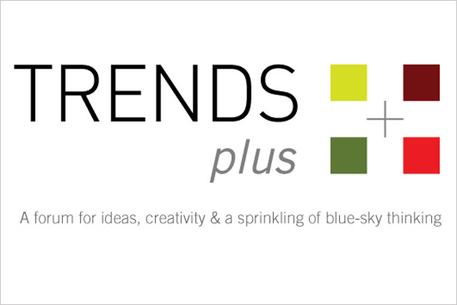 Marketing's Trends plus: takes place on 4 December 2012