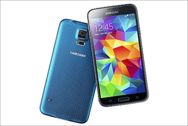 Samsung: Galaxy S5 is unveiled in Barcelona
