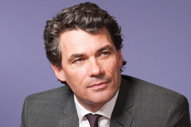 Gavin Patterson, chief executive, BT Group