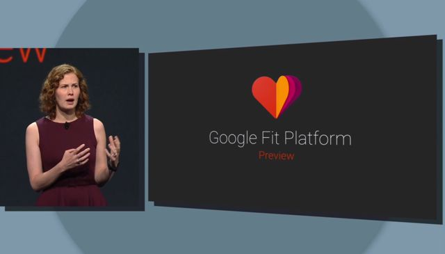 Google: used its I/O conference to unveil developments including Google Fit platform