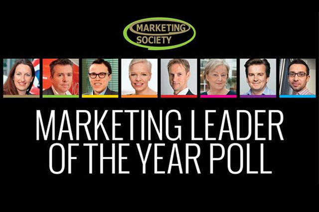 Marketing Society Leader of the Year 2014 nominations revealed