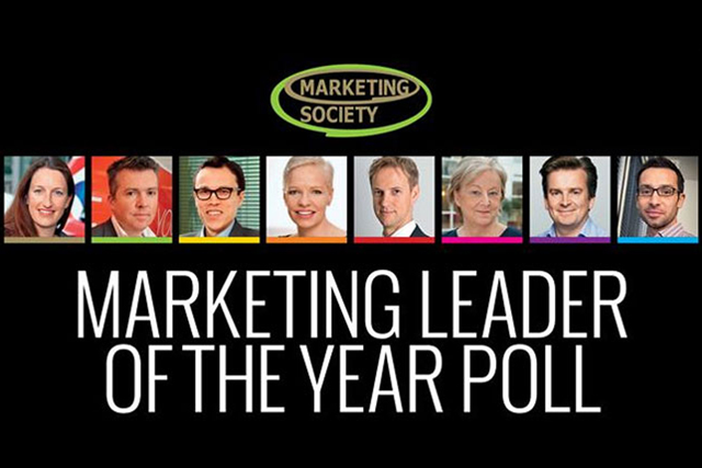 Final day: last chance to vote for Marketing Society Leader of the Year 2014
