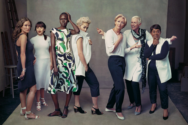 M&S: new 'Leading Ladies' campaign shot by Annie Leibovitz