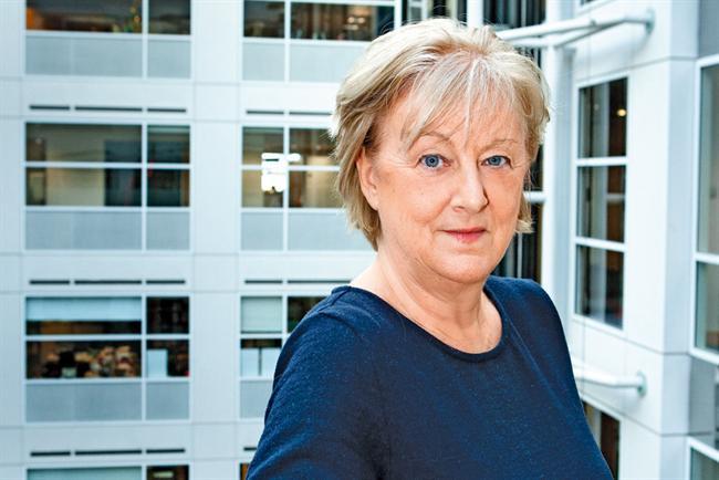 Public Health England marketing director Sheila Mitchell