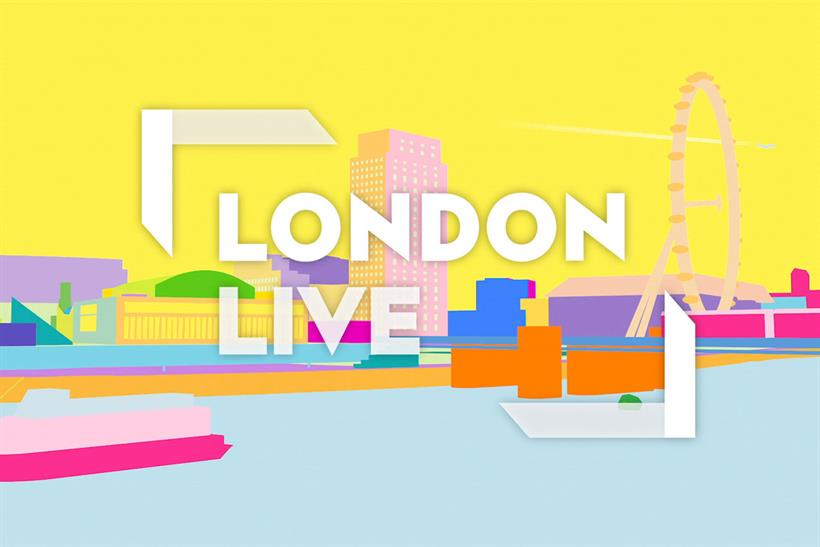 London Live TV channel set to launch