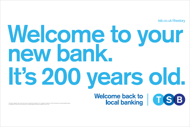 TSB: ASA green lights relaunch print campaign