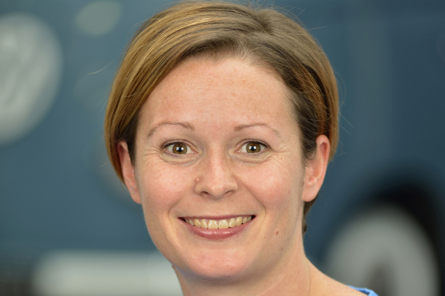 Kirsten Stagg: Volkswagen Commercial Vehicles' new head of marketing
