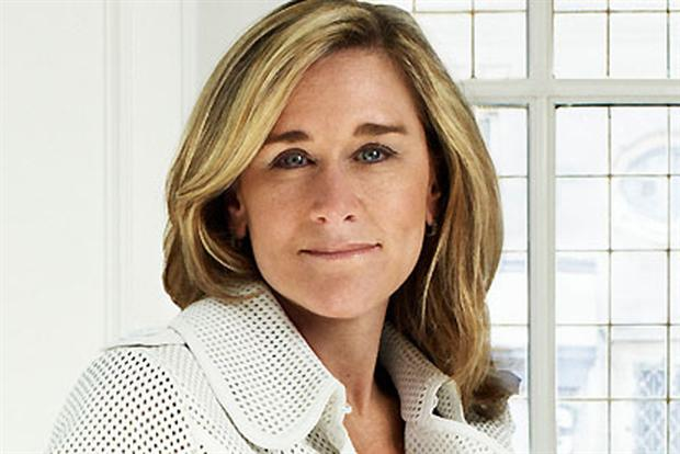 Angela Ahrendts: chief exec leaves for Apple