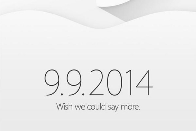 Apple: iPhone 6 and smartwatch expected to be announced