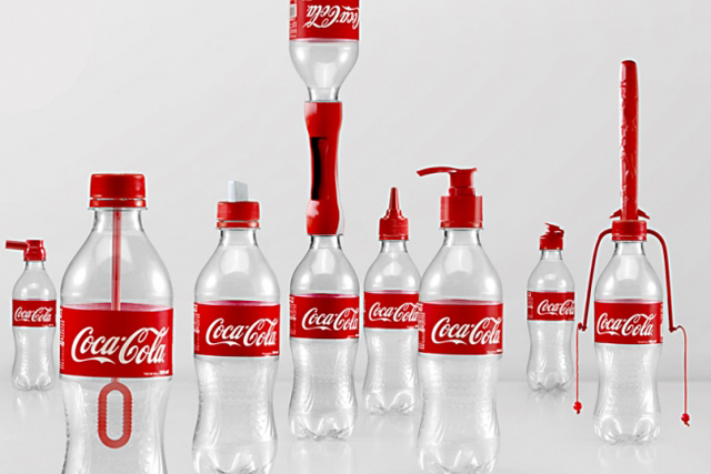 Coca-Cola: extending the lifetime of used Coke bottles