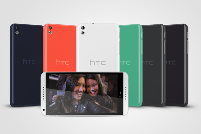 The new HTC Desire 816 is designed for 'super selfies'