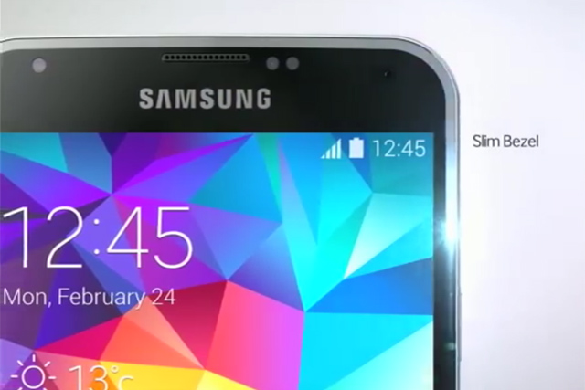 Samsung: S5 showcased in video