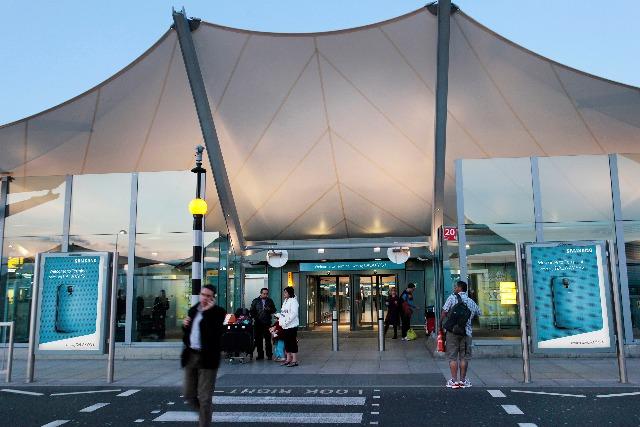 Heathrow Terminal 5: rebrands as 'Terminal Samsung Galaxy S5'