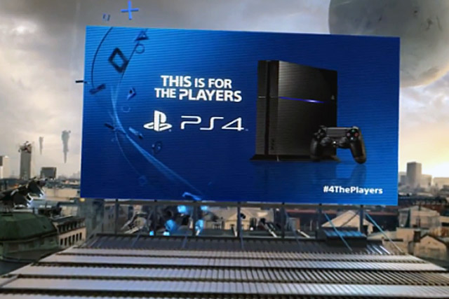 Sony PlayStation: 'for the players' by 180 Amsterdam