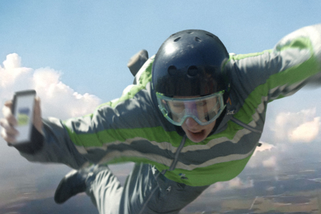 Thetrainline.com: new app is no use for skydiving